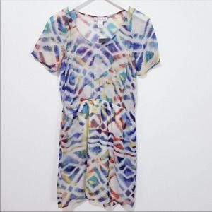 NEW Band of Gypsies Multicolored Dress